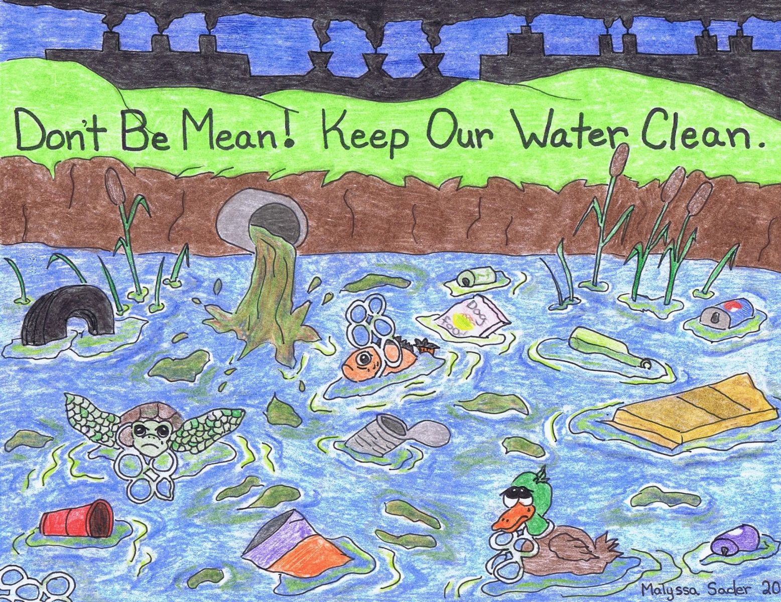 save our river You can go to the syrcl (south yuba river citizens league) website and find more information on how to save our river editor's note: tanner huntley is a 16-year old student at sierra academy .